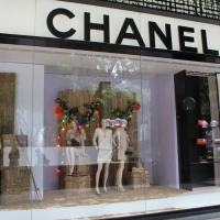 Holy Kaw!! Chanel puro estilo..Oeste??